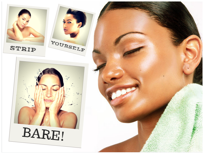 Stripped! How To Bare Your Authentic Beauty